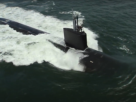 Американская подлодка USS John Warner была готова атаковать и потопить российские военные корабли в Сирии в 2018 году, сообщает Fox News