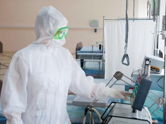 COVID-19 в Ивановской области: заболевших вновь меньше