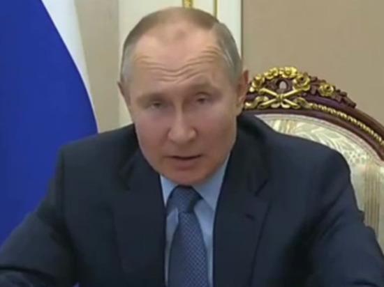 Путин пошутил про технологии отогревания замерзающего Техаса