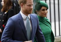 В конце недели телеканал CBS выпустит интервью Опры Уинфри с принцем Гарри и Меган Маркл, которое уже успело вызвать скандал