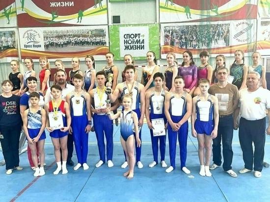 Забайкальские гимнасты привезли 18 медалей со Всероссийского турнира