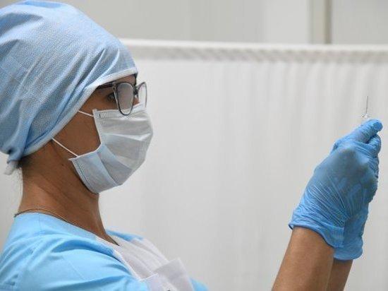 Активную вакцинацию в Волгоградской области начнут с 10 марта