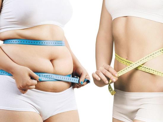 А людей с избыточным весом становится все больше