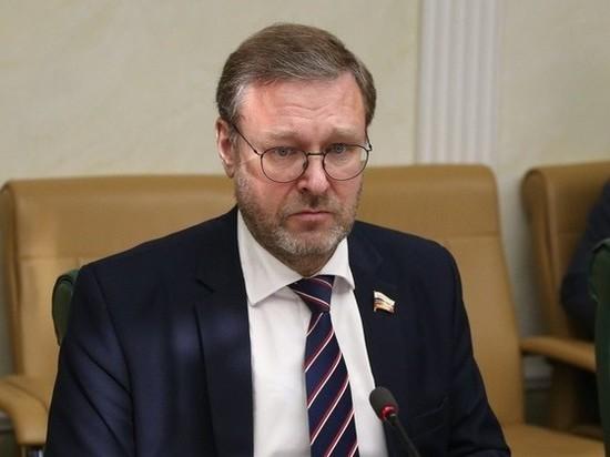 Косачёв: «Запад рассматривает мир как набор закрытых консервных банок»