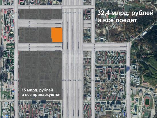 Дополнительные парковки не помогут водителям в Южно-Сахалинске
