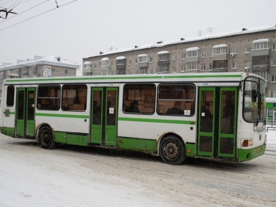 Алтайский край получит автобусы для пассажирских перевозок