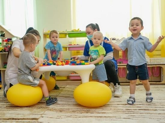 Новый детский сад «Морошка» открылся в Салехарде