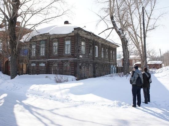 Памятник культурного наследия бесследно исчез в Бийске
