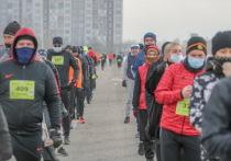 После продолжительного, а для кого-то и мучительного затишья в Алматы прошел первый массстарт любителей и профессионалов затяжных дистанций