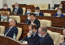 Предвыборный софизм: депутаты АКЗС устроили жаркую дискуссию на сессии