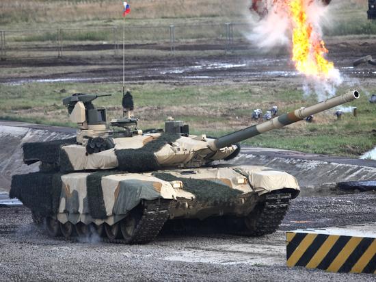 """""""Монстр"""": американское издание оценило российский танк Т-90М"""