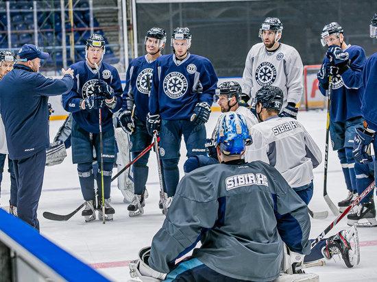 Хоккейный клуб «Сибирь» с размахом закончит сезон матчем на реке Орде