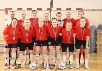 Спортсменки из Пущино победили в соревнованиях по мини-футболу