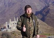 Кадыров высказался о незаурядности гор Чечни