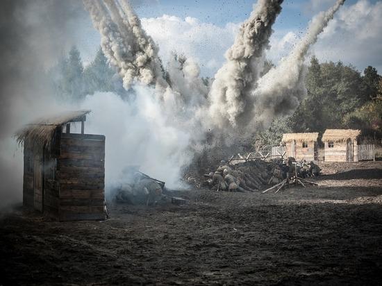 Украинская армия выпустила 100 мин по поселку на юге ДНР