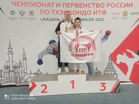 Алтайские тхэкводисты будут представлять Россию на Чемпионате Европы
