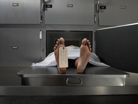 Жесть по-гдовски: труп женщины лежит в морге уже третий месяц