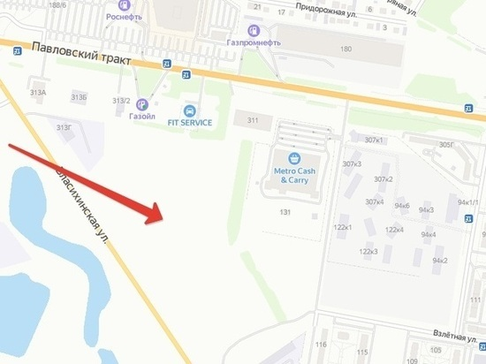 Власти Барнаула одобрили строительство нового жилого квартала