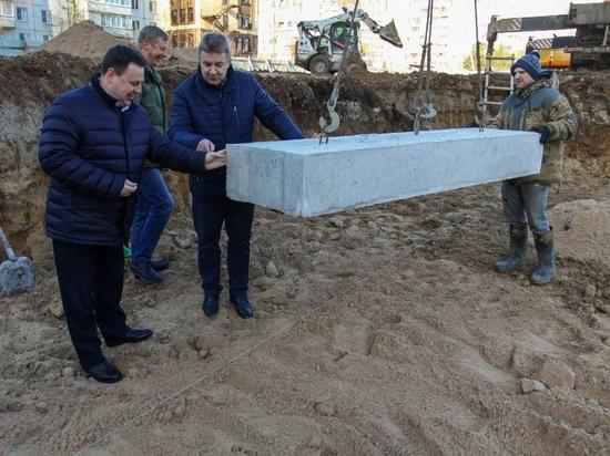 В Пскове появится новый детский сад на Завеличье