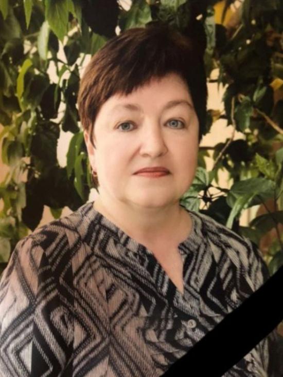 Старшая медсестра нижегородского диагностического центра скончалась от COVID-19