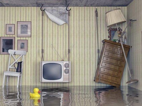 В Чебоксарах директора УК накажут за четырехчасовой потоп в квартире