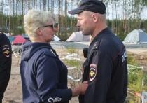 В Архангельске задержана руководительница лагеря на Шиесе Анна Шекалова