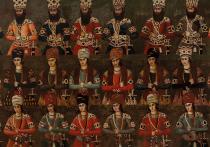 На лондонских торгах Christie's будет выставлен портрет иранской династии Каджаров