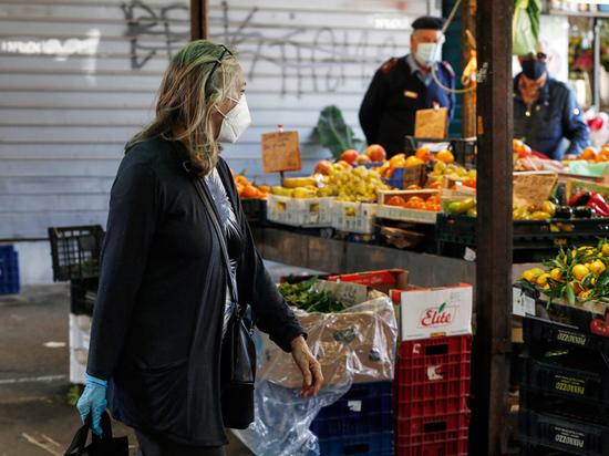 В ЕС еда с прошлого года почти не подорожала