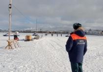 Сегодня вскрылась традиционная проблема Архангельска