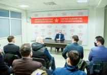 Додон принял участие в заседание фракции ПСРМ в Мунсовете Кишинева