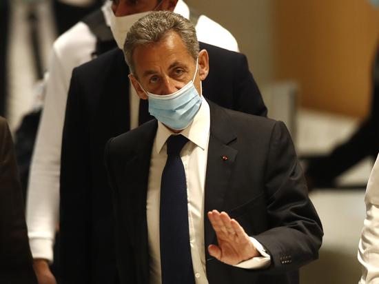 Саркози рассказал о тысячах писем с поддержкой после приговора