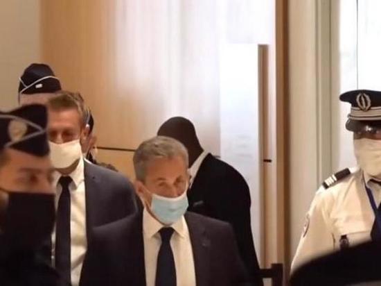 Саркози прокомментировал свой судебный приговор