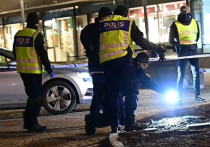 Шведская полиция считает нападения в муниципалитете Ветланда на юге страны с холодным оружием на прохожих террористическим актом