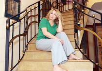 Известная певица Алена Апина пригласила корреспондента «МК» в свой дом в Переделкино