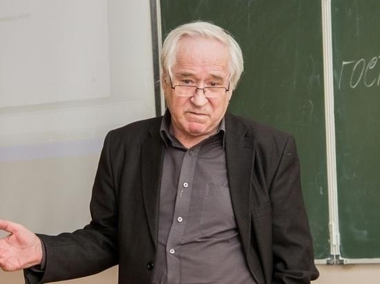 Скончался изучавший Челябинский метеорит профессор Дудоров