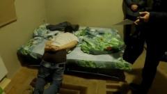 ФСБ опубликовала кадры задержания подозреваемого в подготовке теракта