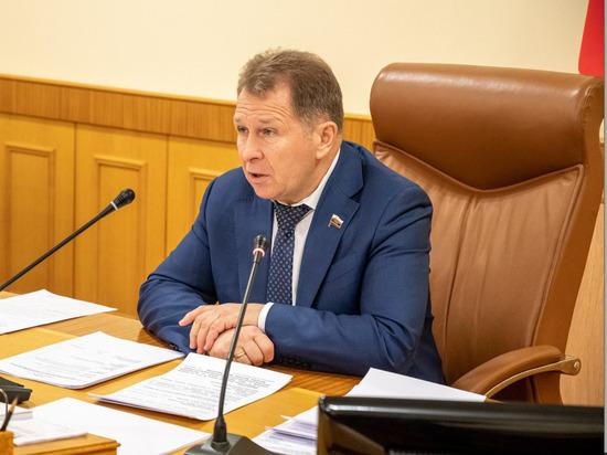 Депутаты Законодательного Собрания путем тайного голосования избрали Председателя ОЗС
