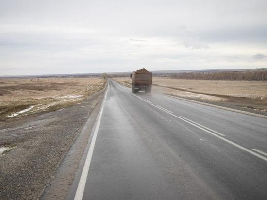 Губернатор Виктор Томенко попросил у федералов 50 млрд на расширение Чуйского тракта