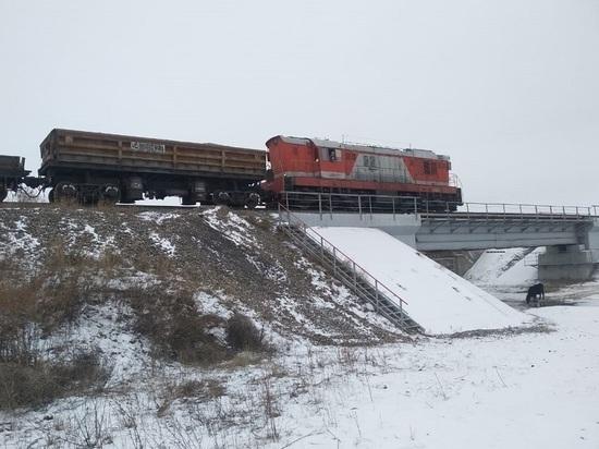 Железнодорожники готовятся противостоять весеннему разливу рек