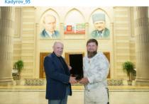 Кадыров нарушил запрет Путина