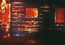 Жителя Удмуртии подозревают в поджоге соседского дома