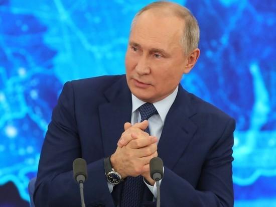 Путин: Интернет может разрушить общество изнутри