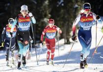 Российские лыжницы выиграли «серебро» в эстафете на чемпионате мира