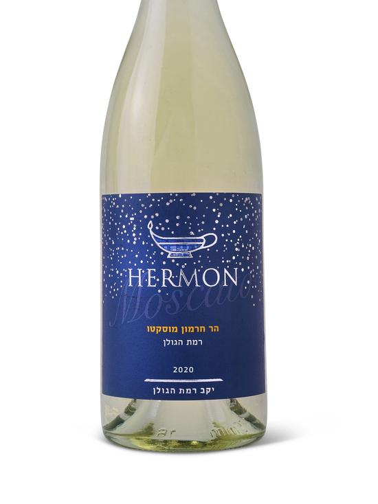 Идеальное вино к 8 марта - «Ар Хермон Москато 2020»