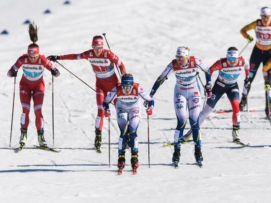 Лучшая гонка в исполнении женской сборной России по лыжным гонкам на чемпионате мира-2021