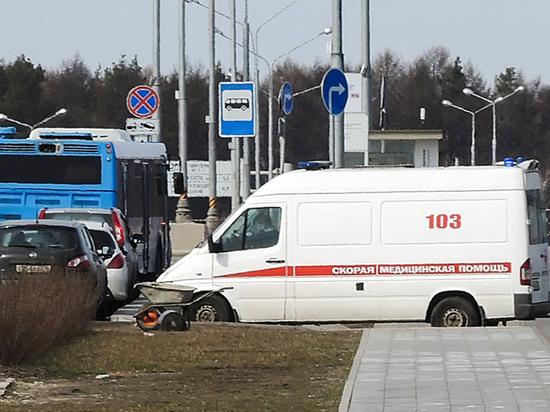 Загадочный труп был обнаружен в одной из школ за западе Москвы