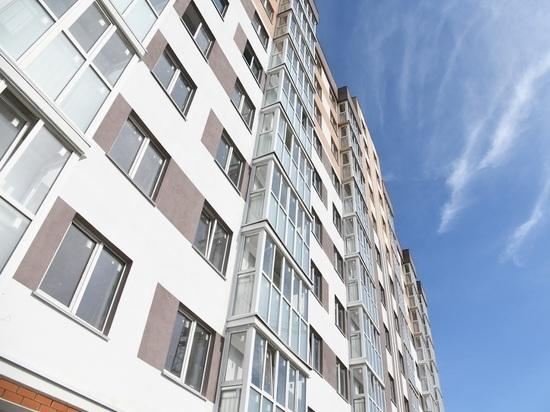 В Волгограде достроили первый дом ЖК «Адмиралтейский»