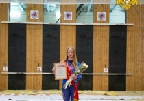 Калужанка стала чемпионкой России по пожарно-спасательному спорту