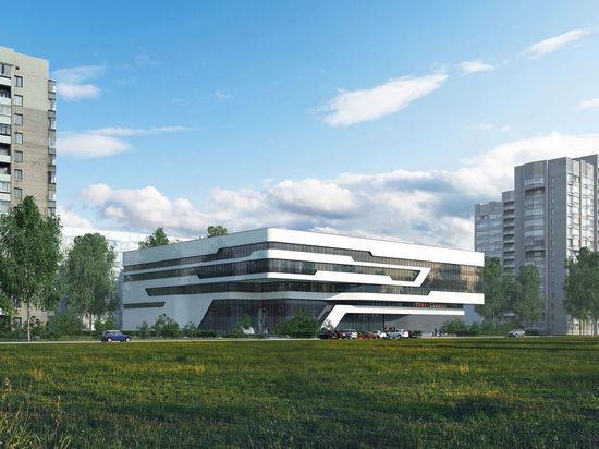 Спорткомплекс в парке Сахарова решили строить на бюджетные деньги