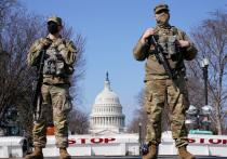 В американской столице снова неспокойно — власти готовятся к провокациям, а конгрессмены отменили заседания